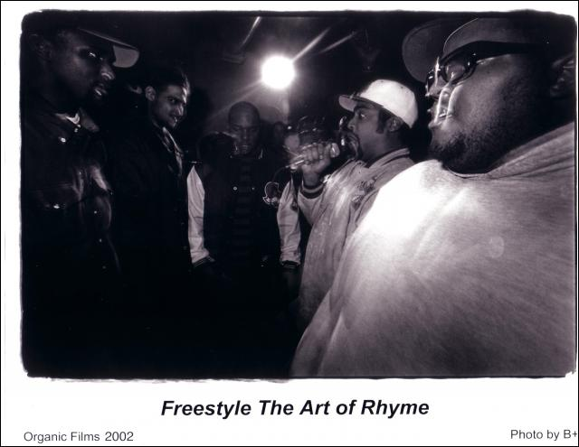 freestyle, art of rhyme